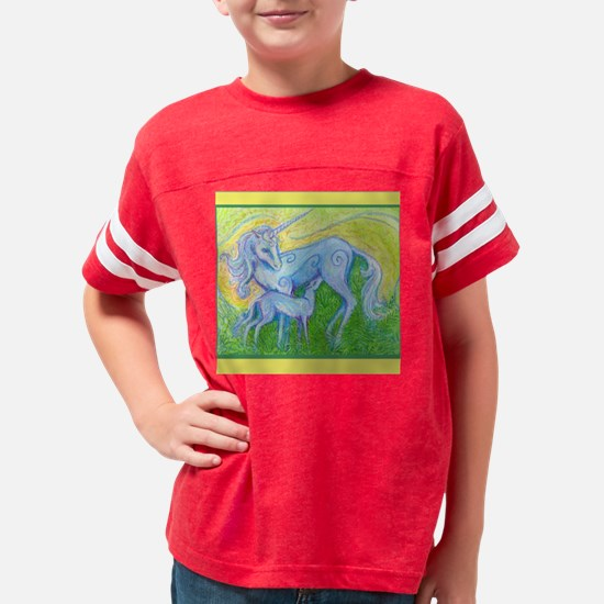 UnicornColt11x11 Youth Football Shirt