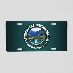 Berchtesgaden NP Aluminum License Plate