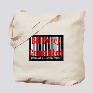 Committed Rider Tote Bag