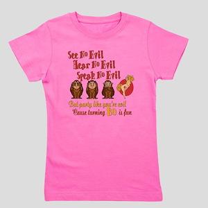 partyevilGIRL80 Girl's Tee