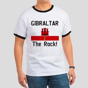 Gibraltar (Front and Back) Ringer T