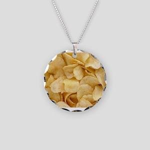 Potato Chips Necklace