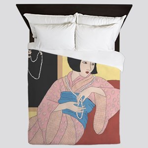 Miss Brooks Queen Duvet