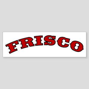 FRISCO ARCH Bumper Sticker