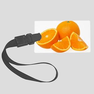Oranges Luggage Tag
