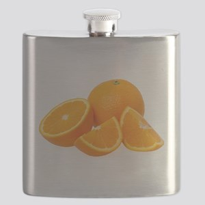 Oranges Flask