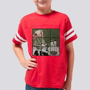 tttsnowannie3 Youth Football Shirt