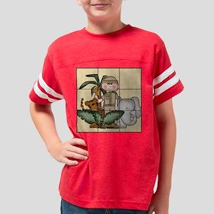 ttt3 Youth Football Shirt