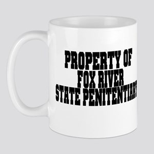 Fox River St Pen Mug