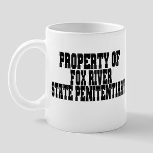 Fox River St Pen Mug