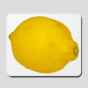 Lemon Mousepad