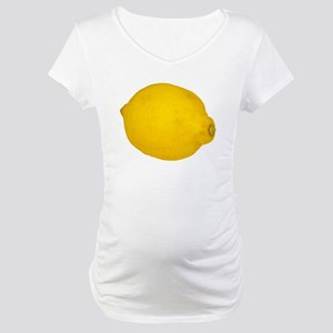 Lemon Maternity T-Shirt