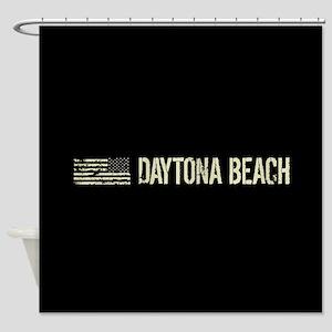 Black Flag: Daytona Beach Shower Curtain