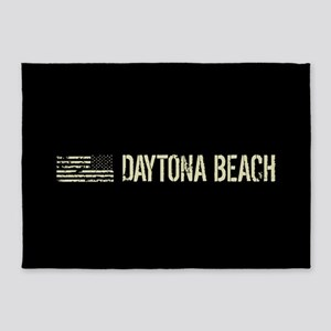 Black Flag: Daytona Beach 5'x7'Area Rug