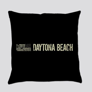 Black Flag: Daytona Beach Everyday Pillow