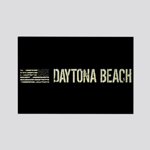Black Flag: Daytona Beach Rectangle Magnet