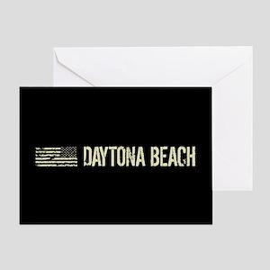 Black Flag: Daytona Beach Greeting Card