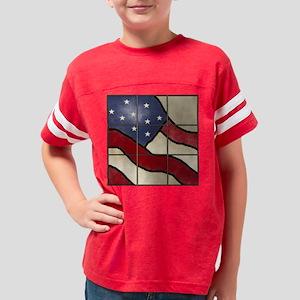 tictactoeallamerican10 Youth Football Shirt