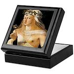 Lucrezia Borgia Keepsake Box