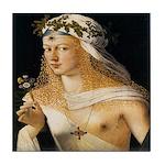 Lucrezia Borgia Tile Coaster