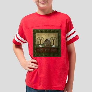 homesweethomeblock Youth Football Shirt