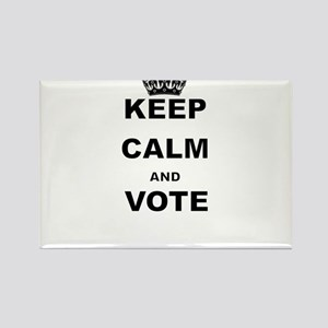 KEEP CALM AND VOTE Magnets