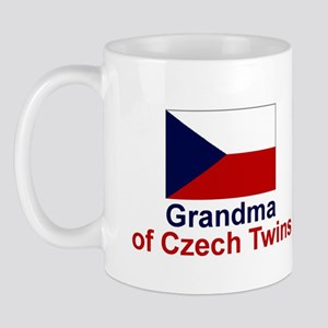 Czech Twins-Grandma Mug