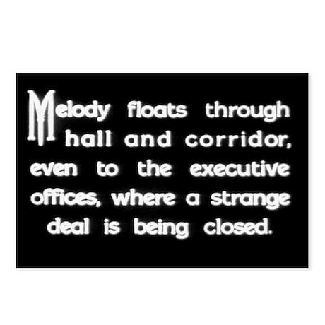 """""""Strange Deal"""" Title Postcards (Package of 8)"""