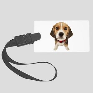 Beagle004 Luggage Tag