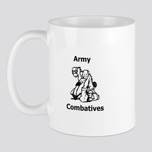 Army Combatives Gear Mug