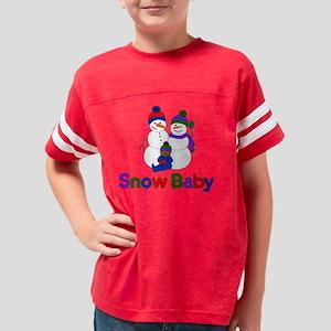 Snow Baby Dk Skin Youth Football Shirt