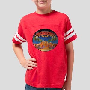 Casablanca Youth Football Shirt