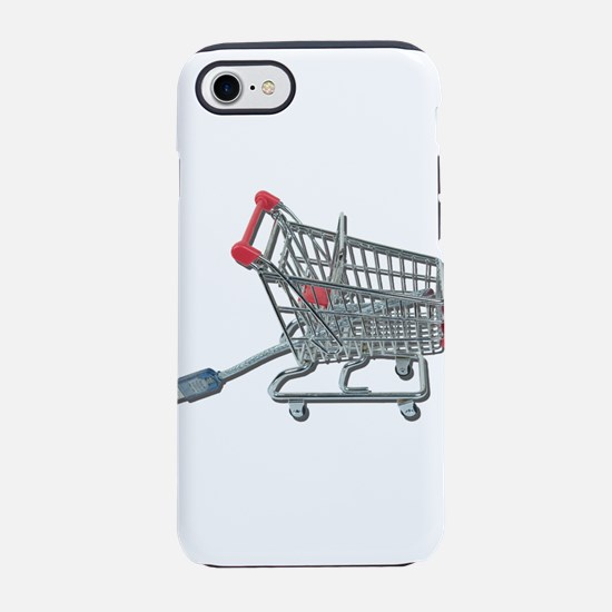 OnlineShoppingCartCable082611. iPhone 7 Tough Case