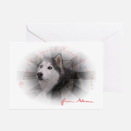 Husky Cards (pack of 6)