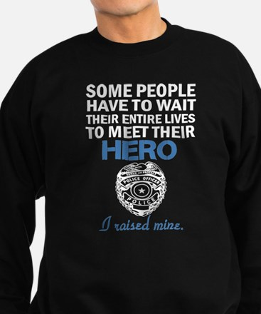 Police Officer's Mom Jumper Sweater