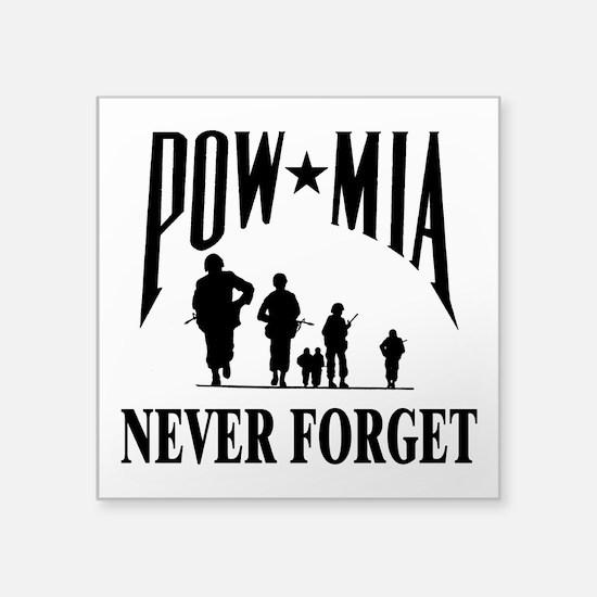 POW-NEVER FORGET-2- Sticker