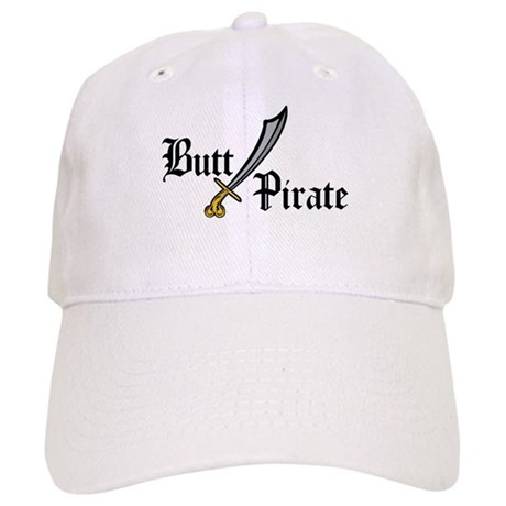 Butt Pirate Cap