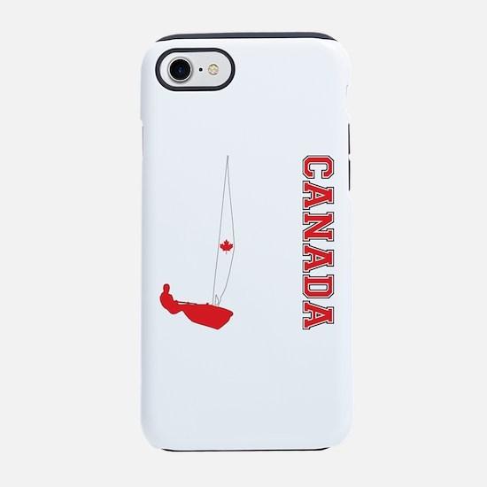 Sailing Canada iPhone 7 Tough Case