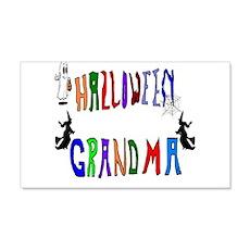 Halloween Grandma Wall Decal
