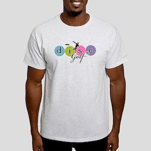 disc golf launch classic Light T-Shirt