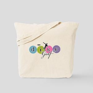 disc golf launch classic Tote Bag