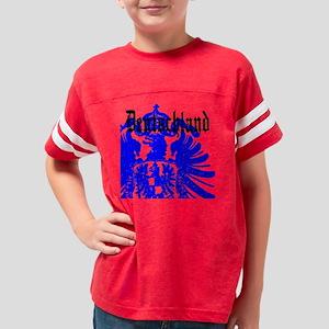 Deutschland T Shirts Youth Football Shirt