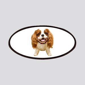 CavalierKingCharlesSpaniel002 Patches