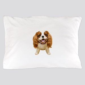 CavalierKingCharlesSpaniel002 Pillow Case