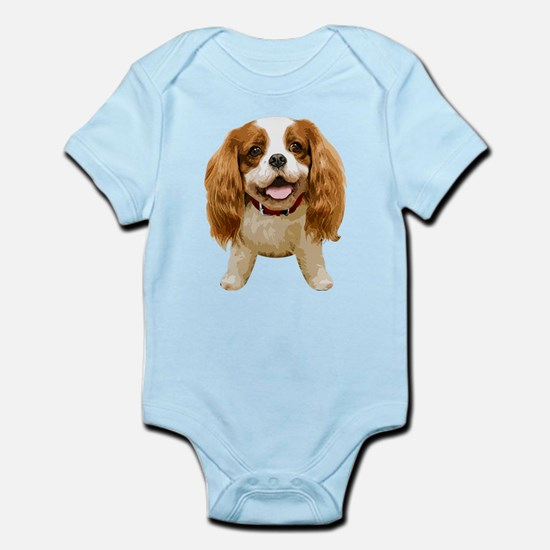 CavalierKingCharlesSpaniel002 Body Suit