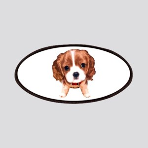 CavalierKingCharlesSpaniel003 Patches