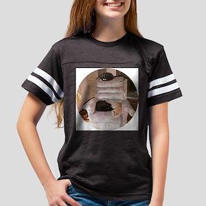 clake3catschair2CP Youth Football Shirt