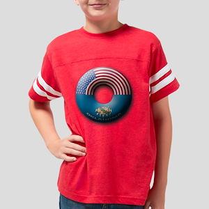 DO-02-US-OK-US-001-TS Youth Football Shirt