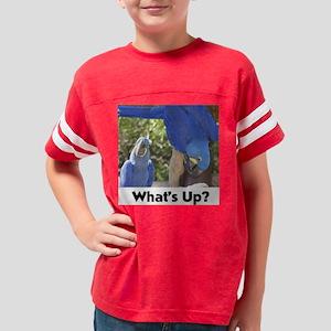 WhatUpPillow Youth Football Shirt