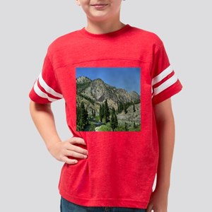 Tahoe 136 10 x 10 Youth Football Shirt